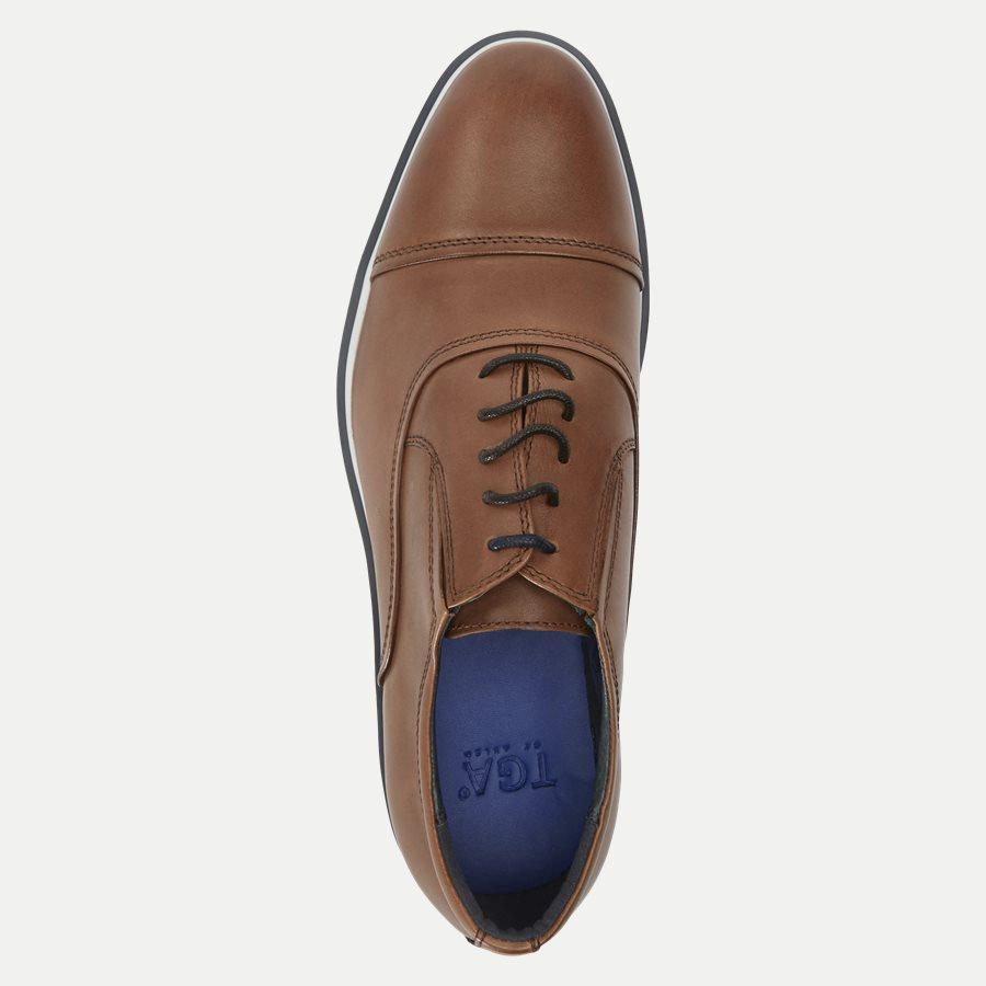 1207 - Shoes - COGNAC - 8