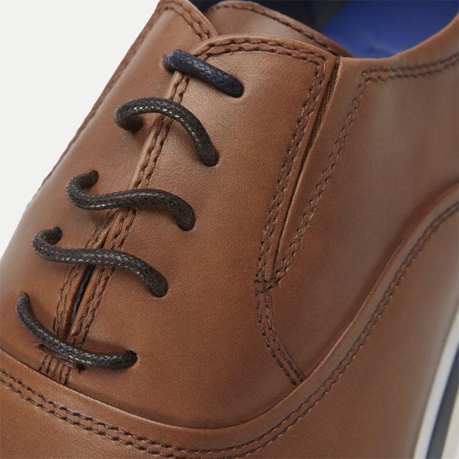 1207 - Shoes - COGNAC - 10