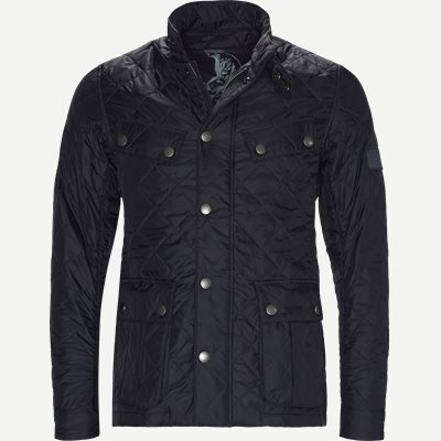 Ariel Quiltet Jacket Slim | Ariel Quiltet Jacket | Blå