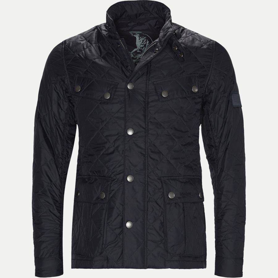 ARIEL QUILT - Ariel Quiltet Jacket - Jakker - Slim - NAVY - 1