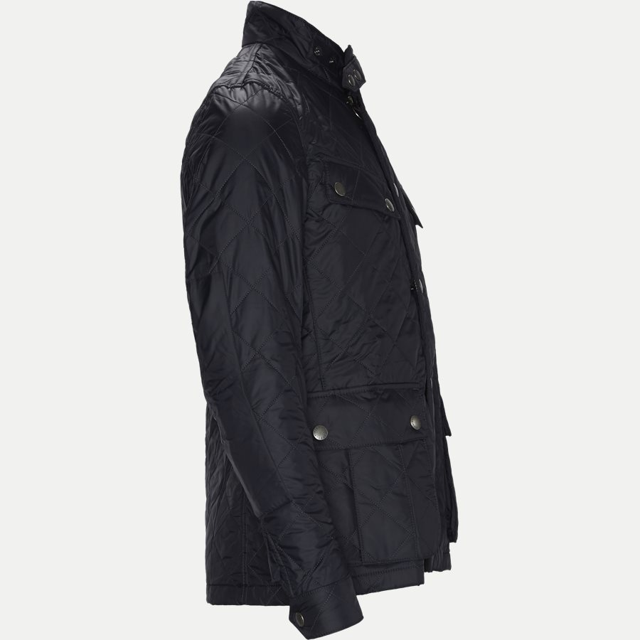 ARIEL QUILT - Ariel Quiltet Jacket - Jakker - Slim - NAVY - 4