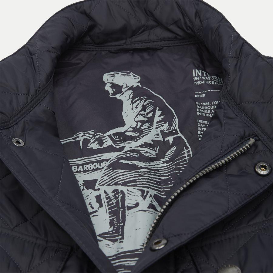 ARIEL QUILT - Ariel Quiltet Jacket - Jakker - Slim - NAVY - 5