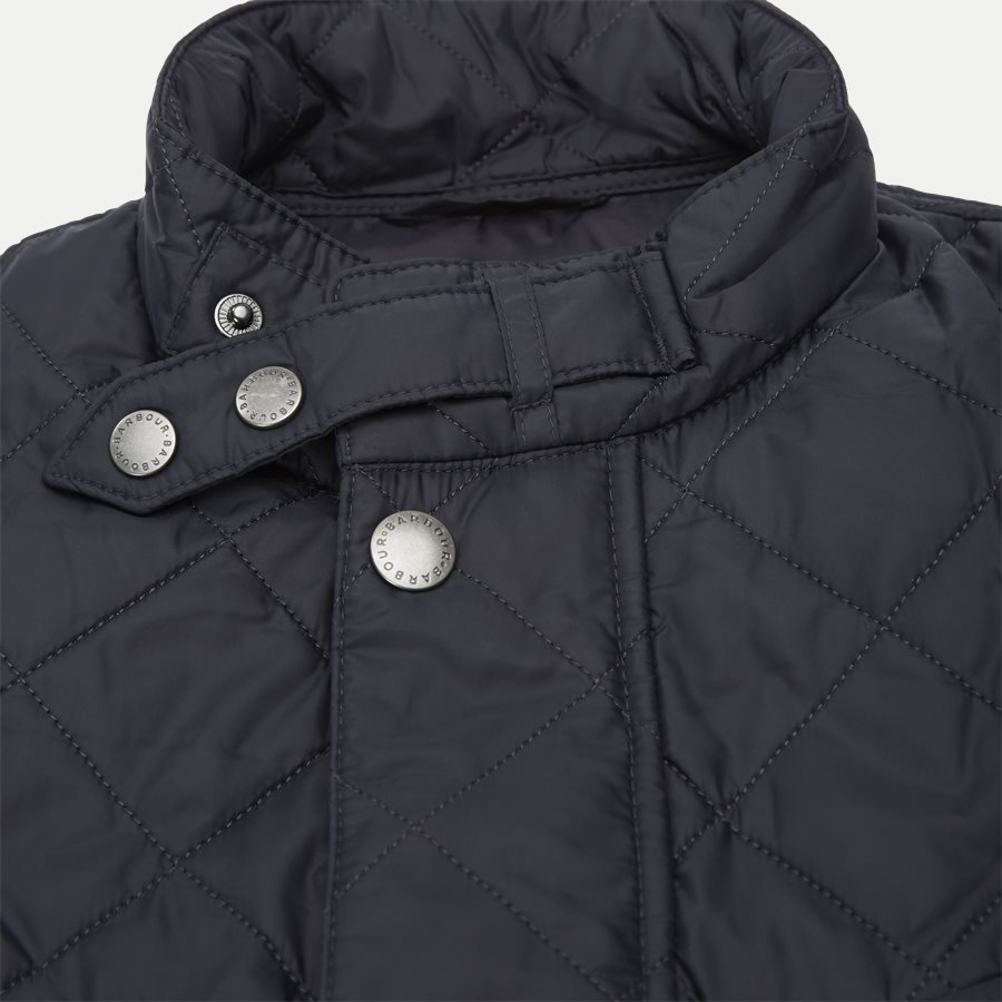 ARIEL QUILT - Ariel Quiltet Jacket - Jakker - Slim - NAVY - 6