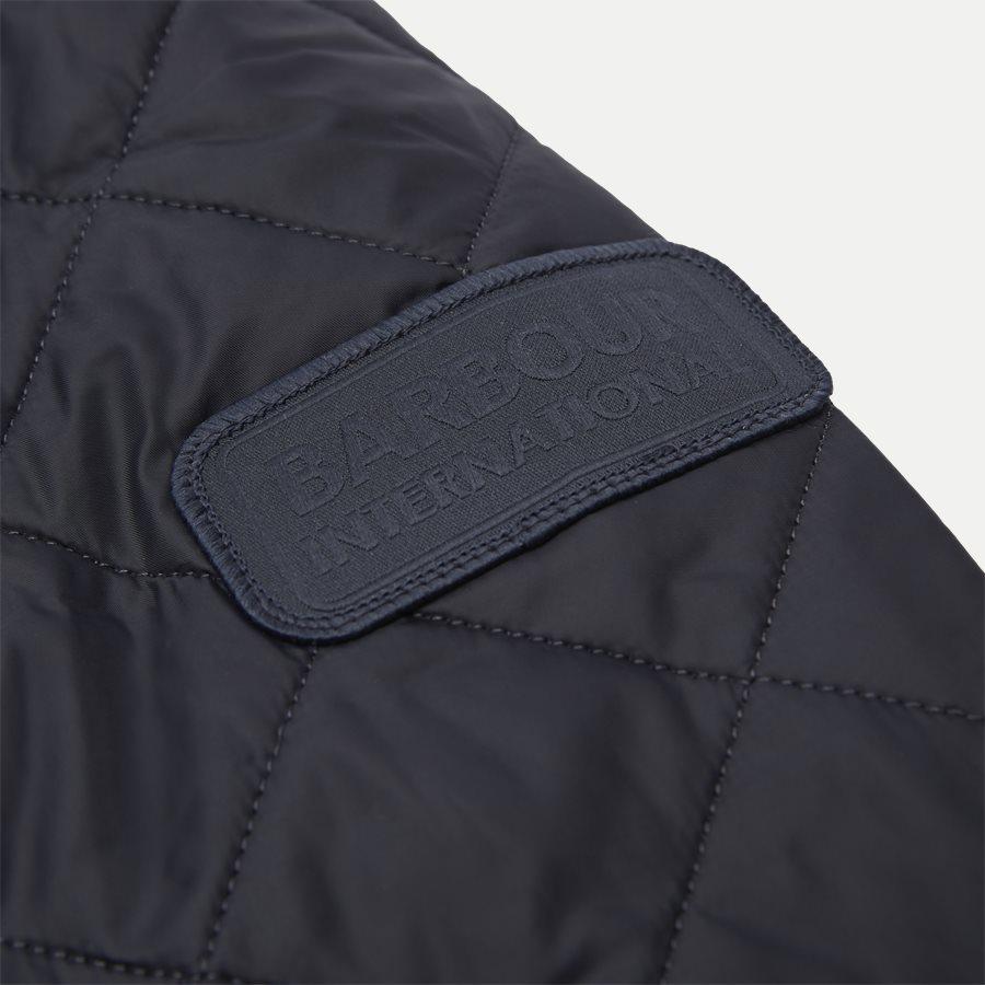ARIEL QUILT - Ariel Quiltet Jacket - Jakker - Slim - NAVY - 7