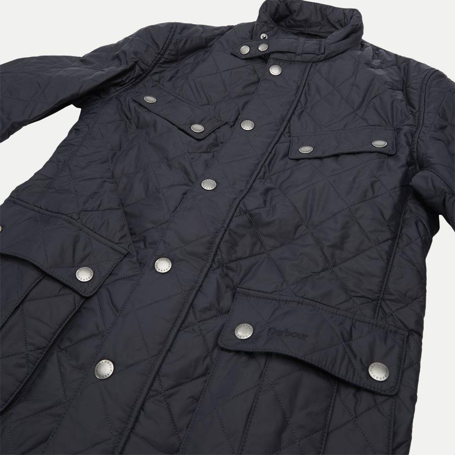 ARIEL QUILT - Ariel Quiltet Jacket - Jakker - Slim - NAVY - 8