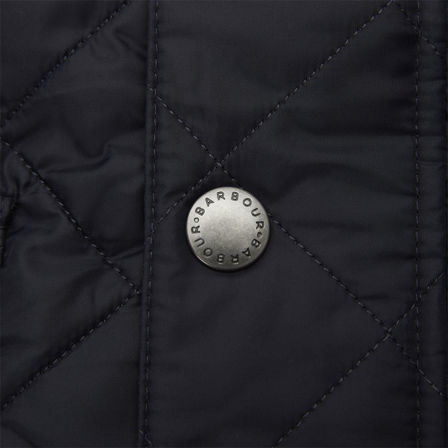 ARIEL QUILT - Ariel Quiltet Jacket - Jakker - Slim - NAVY - 9