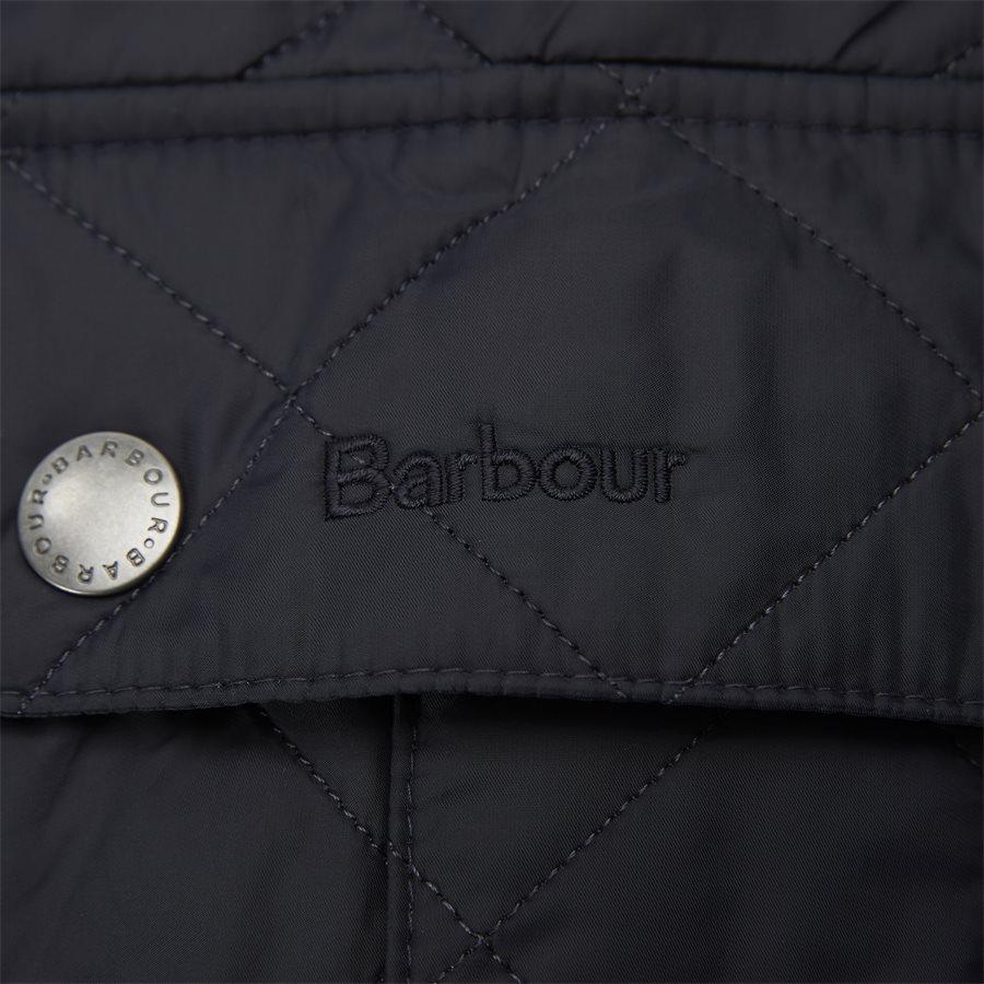 ARIEL QUILT - Ariel Quiltet Jacket - Jakker - Slim - NAVY - 10