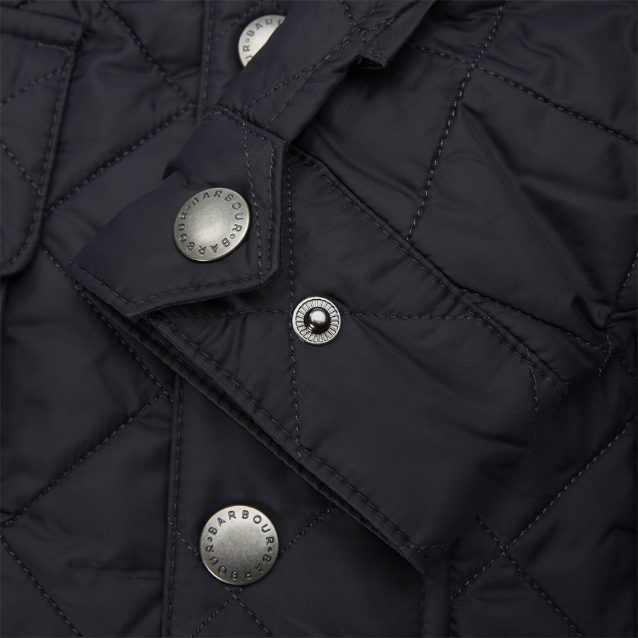 ARIEL QUILT - Ariel Quiltet Jacket - Jakker - Slim - NAVY - 11