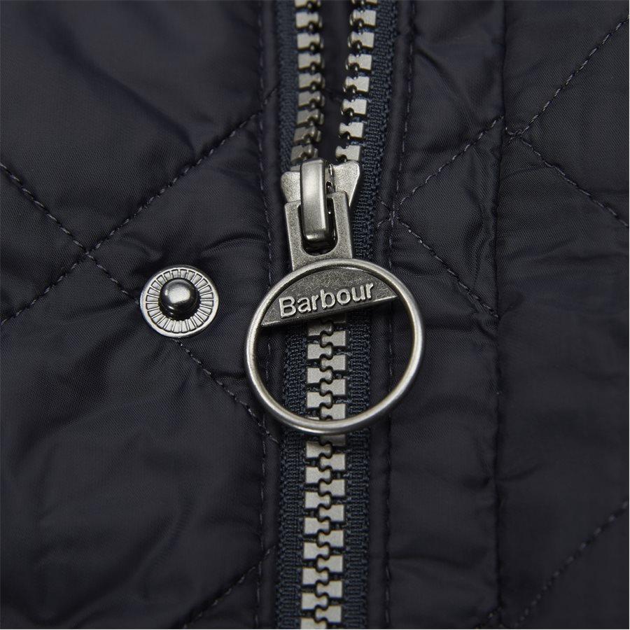 ARIEL QUILT - Ariel Quiltet Jacket - Jakker - Slim - NAVY - 12