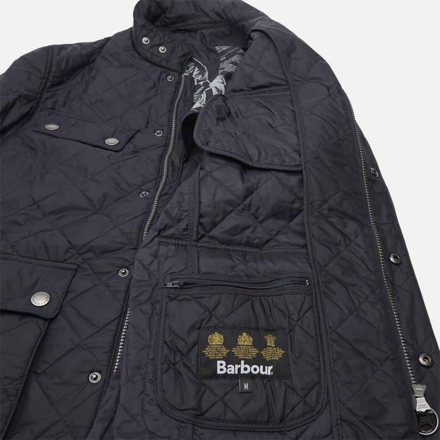 ARIEL QUILT - Ariel Quiltet Jacket - Jakker - Slim - NAVY - 13