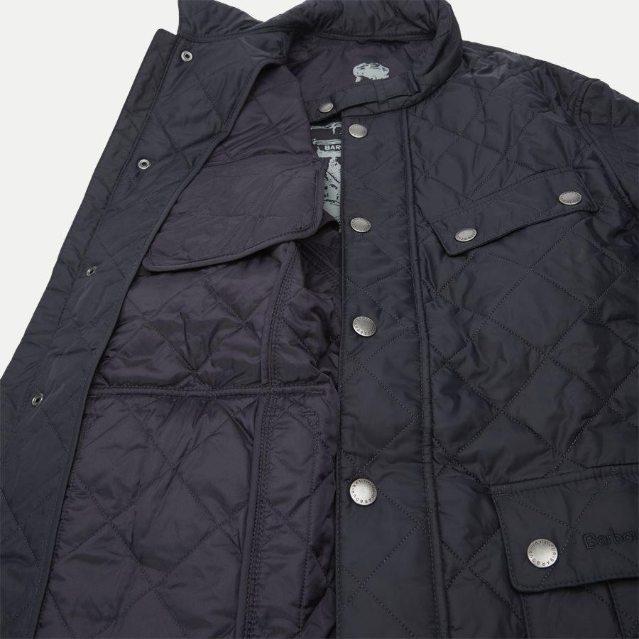 ARIEL QUILT - Ariel Quiltet Jacket - Jakker - Slim - NAVY - 14