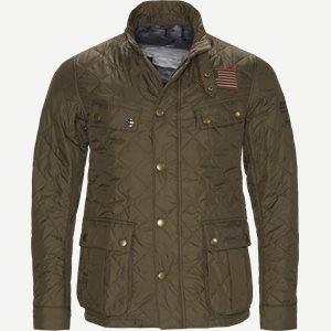 Jeffries Quiltet Jacket Regular   Jeffries Quiltet Jacket   Army