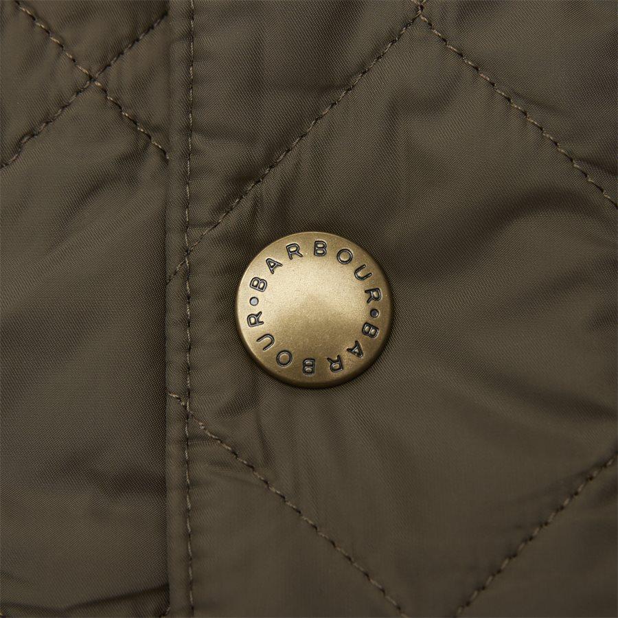 JEFFRIES QUILT - Jeffries Quiltet Jacket - Jakker - Regular - OLIVEN - 9