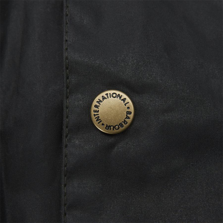 LOCKSEAM WAX JACKET - Locksean Wax Jacket - Jakker - Regular - KOKS - 9