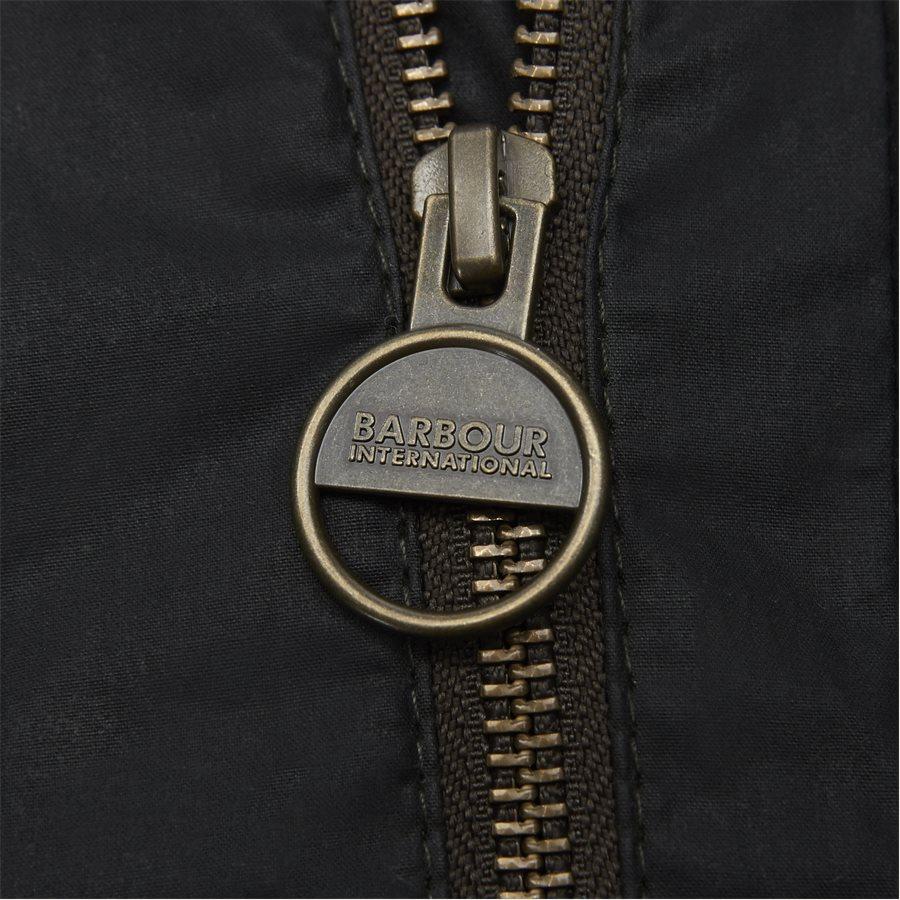 LOCKSEAM WAX JACKET - Locksean Wax Jacket - Jakker - Regular - KOKS - 12