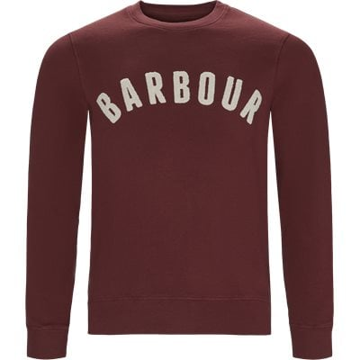 Prep Logo Sweatshirt Regular | Prep Logo Sweatshirt | Bordeaux