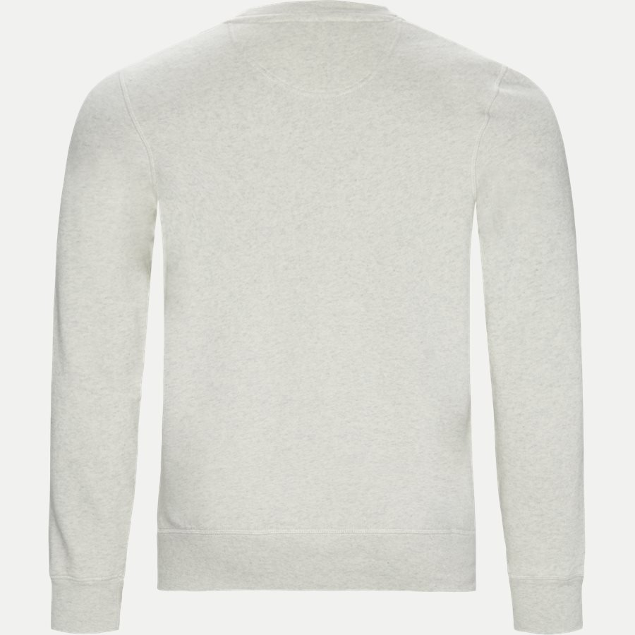 PREP LOGO - Prep Logo Sweatshirt - Sweatshirts - Regular - ECRU - 2