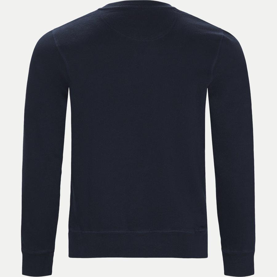 PREP LOGO - Prep Logo Sweatshirt - Sweatshirts - Regular - NAVY - 2