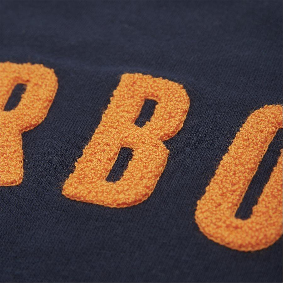 PREP LOGO - Prep Logo Sweatshirt - Sweatshirts - Regular - NAVY - 4
