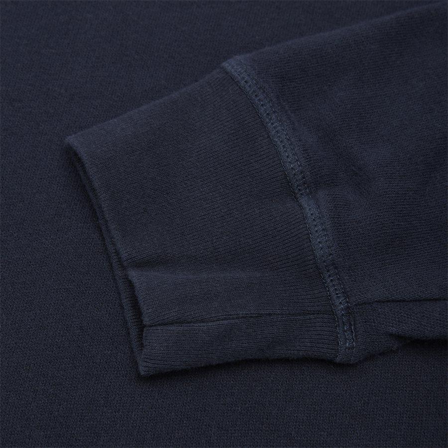 PREP LOGO - Prep Logo Sweatshirt - Sweatshirts - Regular - NAVY - 6