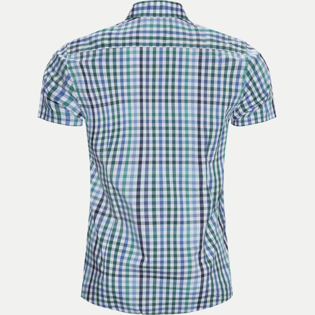 Tattersall6 Short Sleeve Shirt