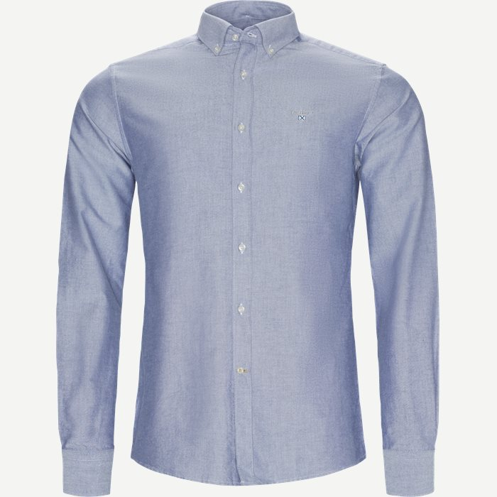 Hemden - Tailored fit - Blau