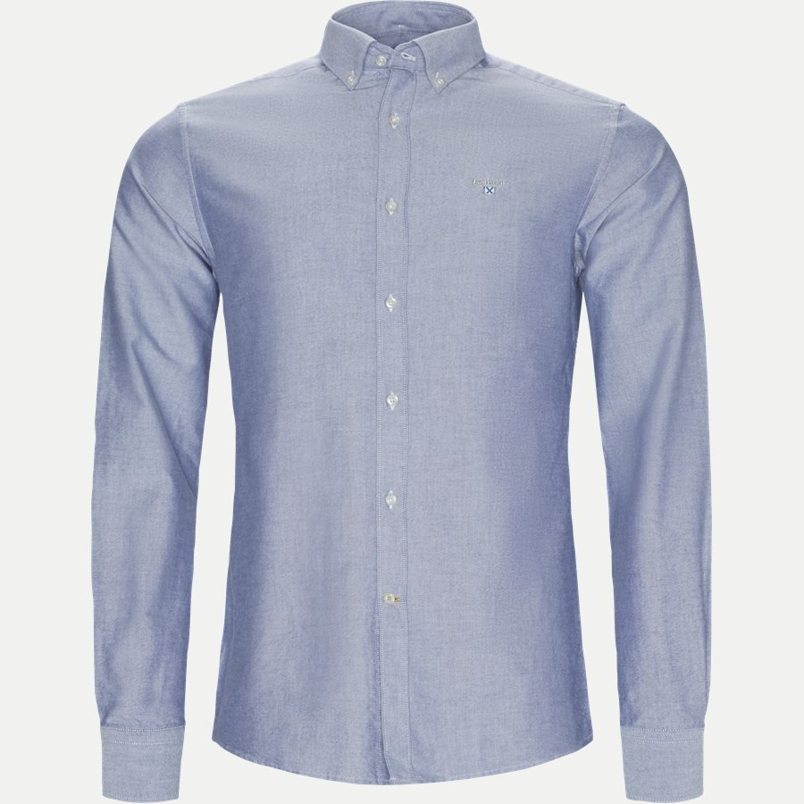 OXFORD 3 TAILORED - Oxford3 Skjorte - Skjorter - Tailored fit - BLÅ - 1