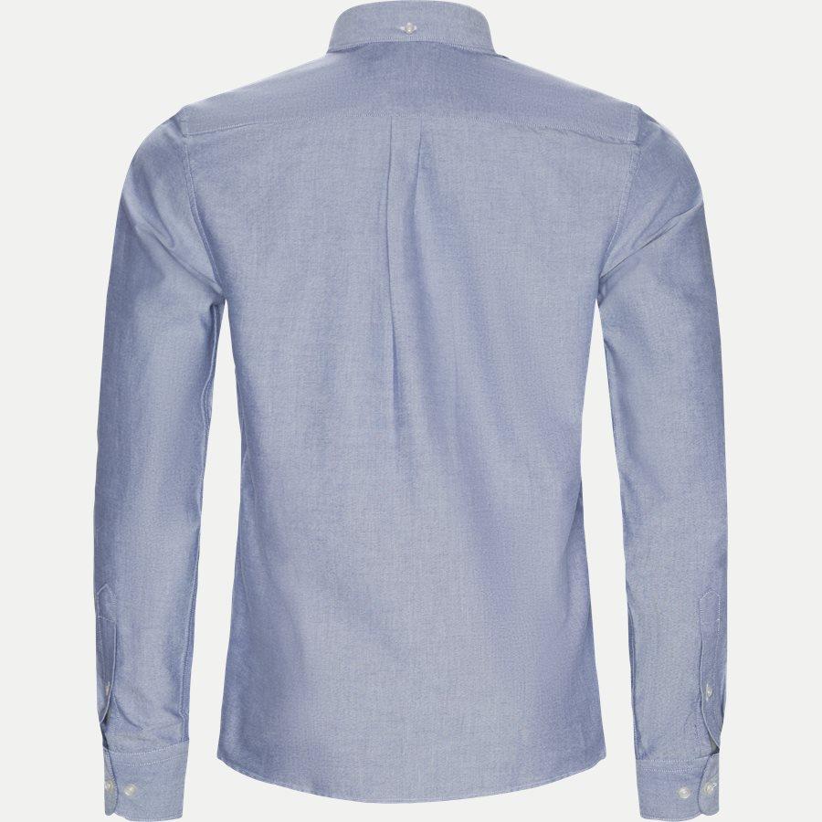 OXFORD 3 TAILORED - Oxford3 Skjorte - Skjorter - Tailored fit - BLÅ - 2