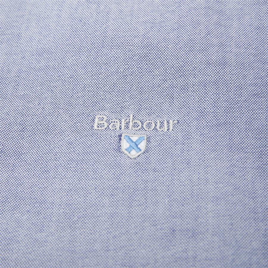 OXFORD 3 TAILORED - Oxford3 Skjorte - Skjorter - Tailored fit - BLÅ - 3