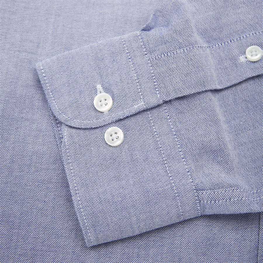 OXFORD 3 TAILORED - Oxford3 Skjorte - Skjorter - Tailored fit - BLÅ - 5
