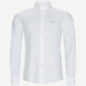 Oxford3 Skjorte Tailored fit   Oxford3 Skjorte   Hvid
