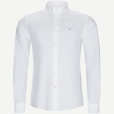 Oxford3 Skjorte Tailored fit | Oxford3 Skjorte | Hvid