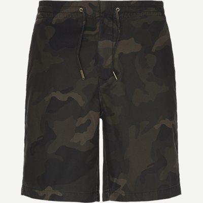 Bay Camo Shorts Regular | Bay Camo Shorts | Army