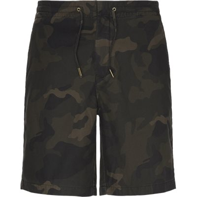 Bay Camo Shorts Regular | Bay Camo Shorts | Army