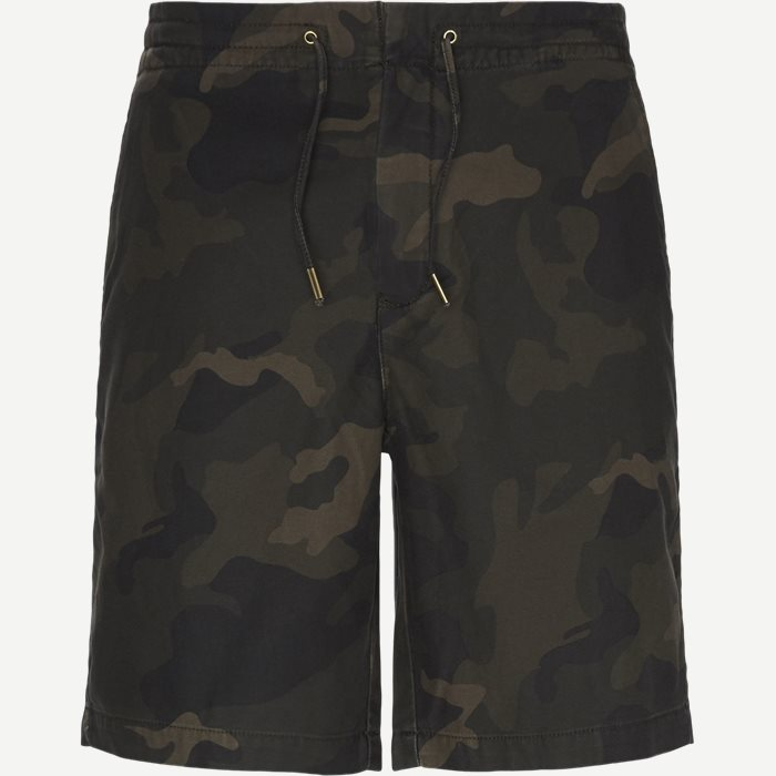 Bay Camo Shorts - Shorts - Regular - Army