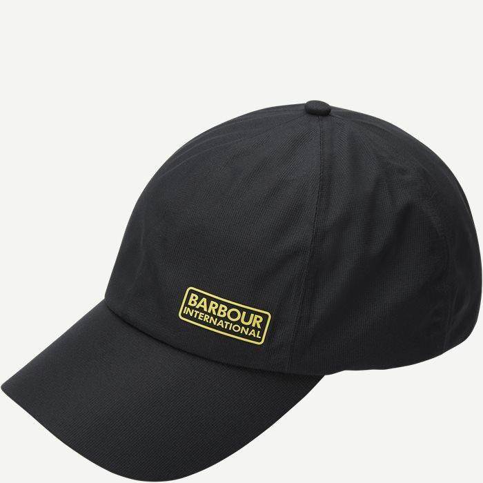 Schirmmützen - Schwarz