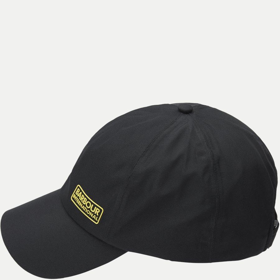 EAVERS SPORTS CAP - Eavers Sports Cap - Caps - SORT - 3