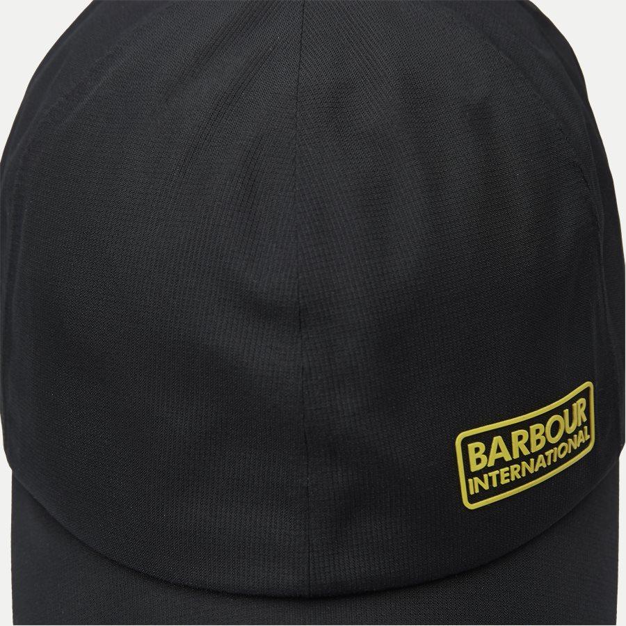 EAVERS SPORTS CAP - Eavers Sports Cap - Caps - SORT - 5