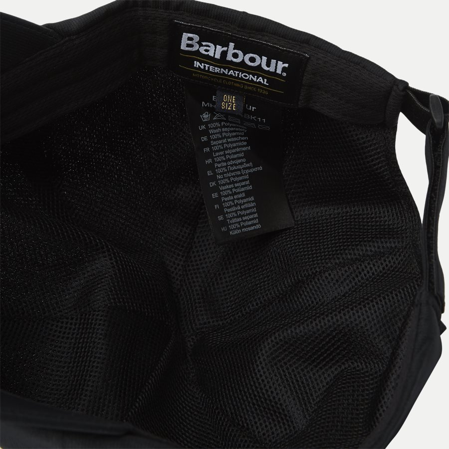 EAVERS SPORTS CAP - Eavers Sports Cap - Caps - SORT - 7
