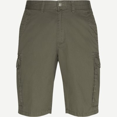 Barcelona Cargo Shorts Regular | Barcelona Cargo Shorts | Army