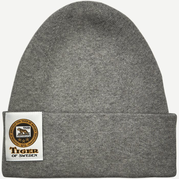 Crail Beanie - Caps - Grå