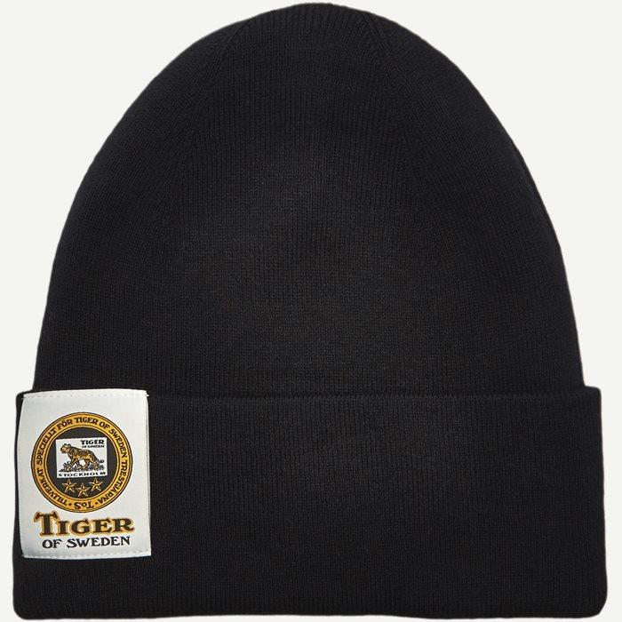 Crail Beanie - Caps - Sort