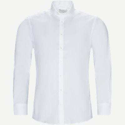 Bruninho Skjorte Slim | Bruninho Skjorte | Hvid