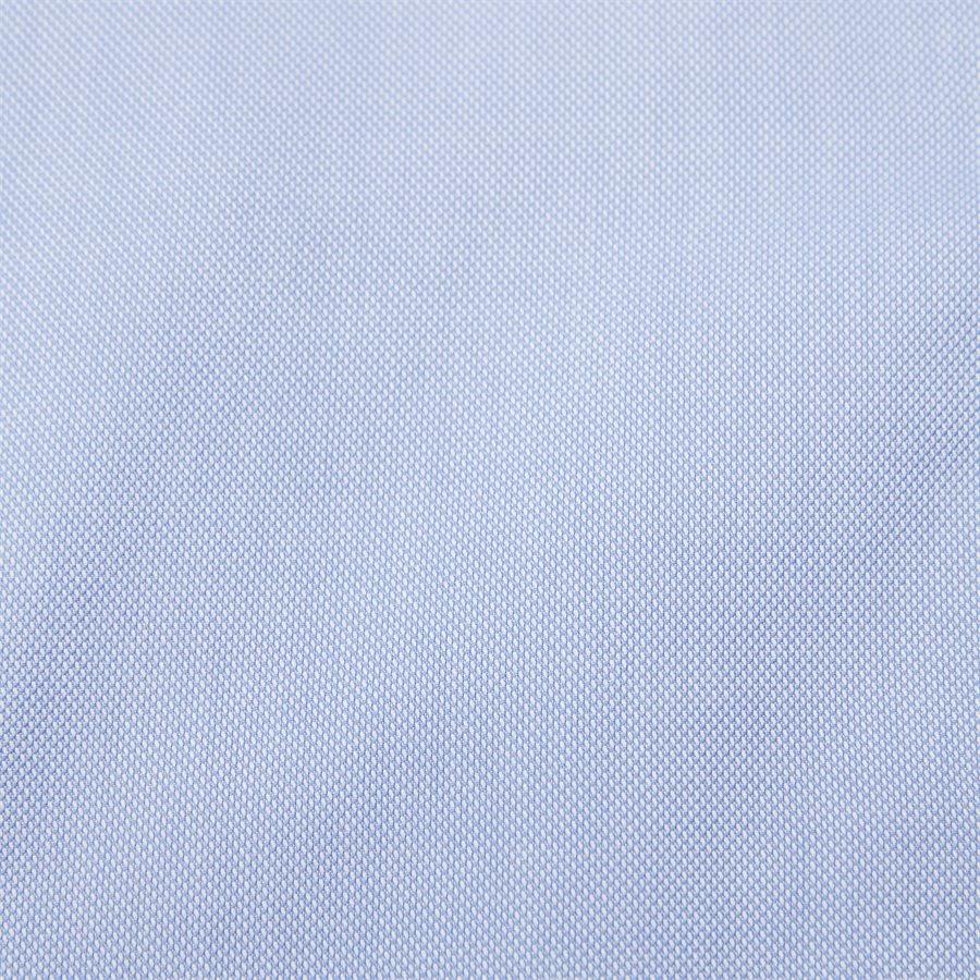 FINN - Finn Skjorte - Skjorter - Slim - BLÅ - 4