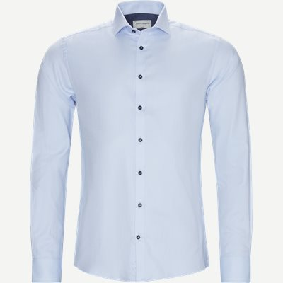 Wegner Skjorte Slim | Wegner Skjorte | Blå
