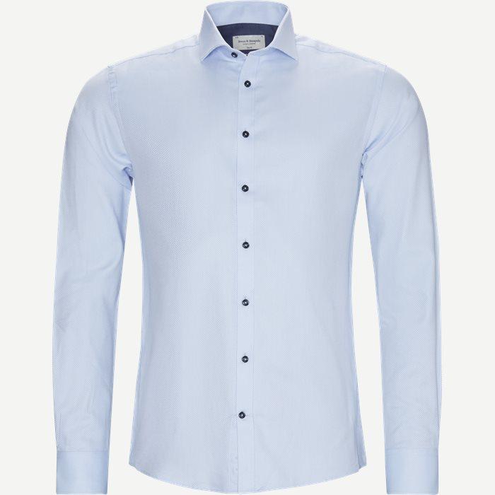 Wegner Skjorte - Skjorter - Slim - Blå