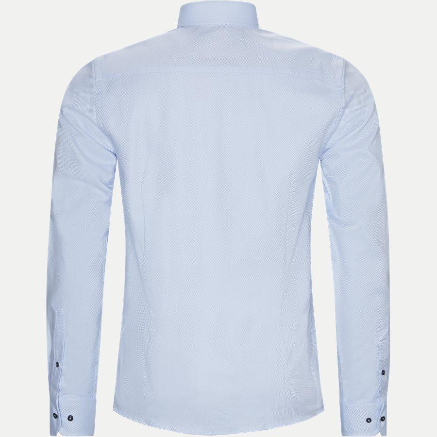 WEGNER - Wegner Skjorte - Skjorter - Slim - BLÅ - 2