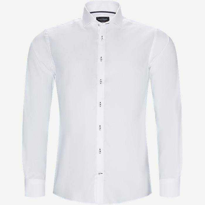Skjortor - Modern fit - Vit