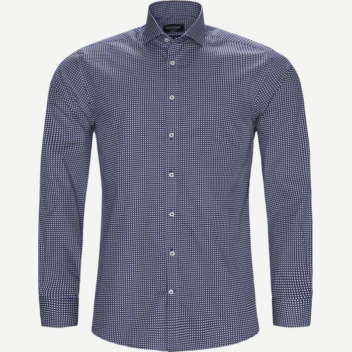 Bendtner Skjorte - Skjorter - Modern fit - Blå