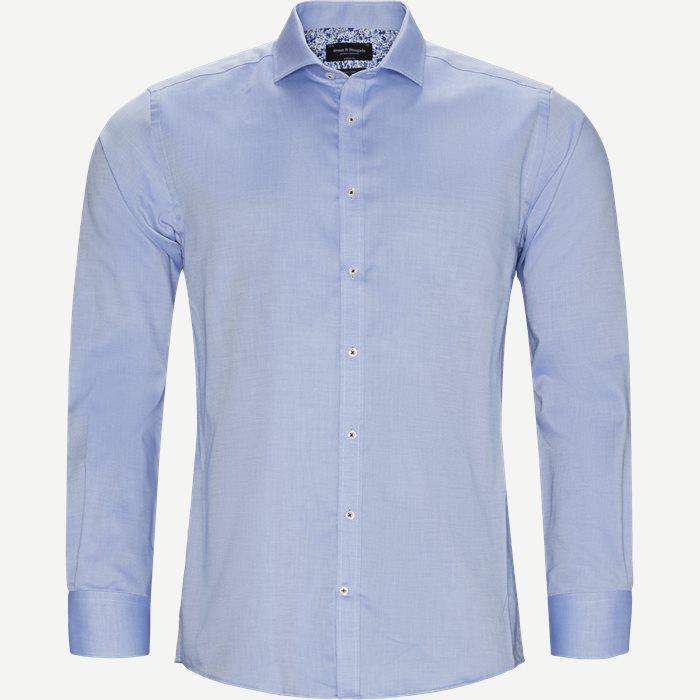 Ceballos Skjorte - Skjorter - Modern fit - Blå